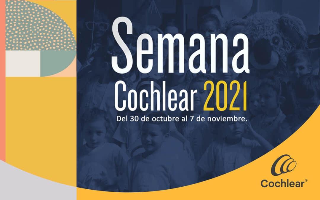 ¡Se viene la Semana Cochlear 2021 en Buenos Aires!